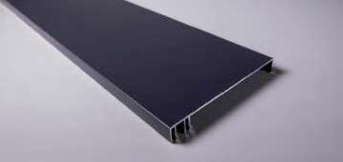 120mm Anthracite Fascia