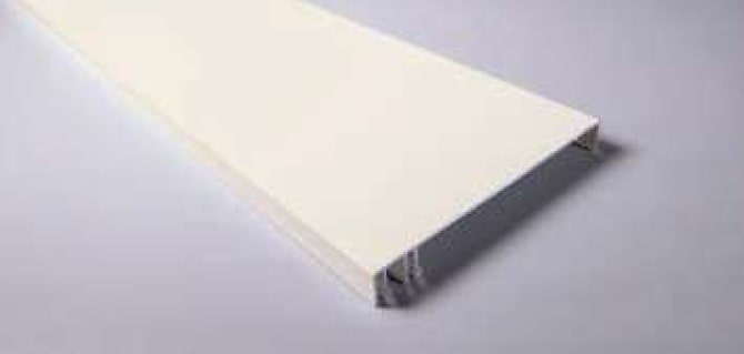 120mm Cream Fascia