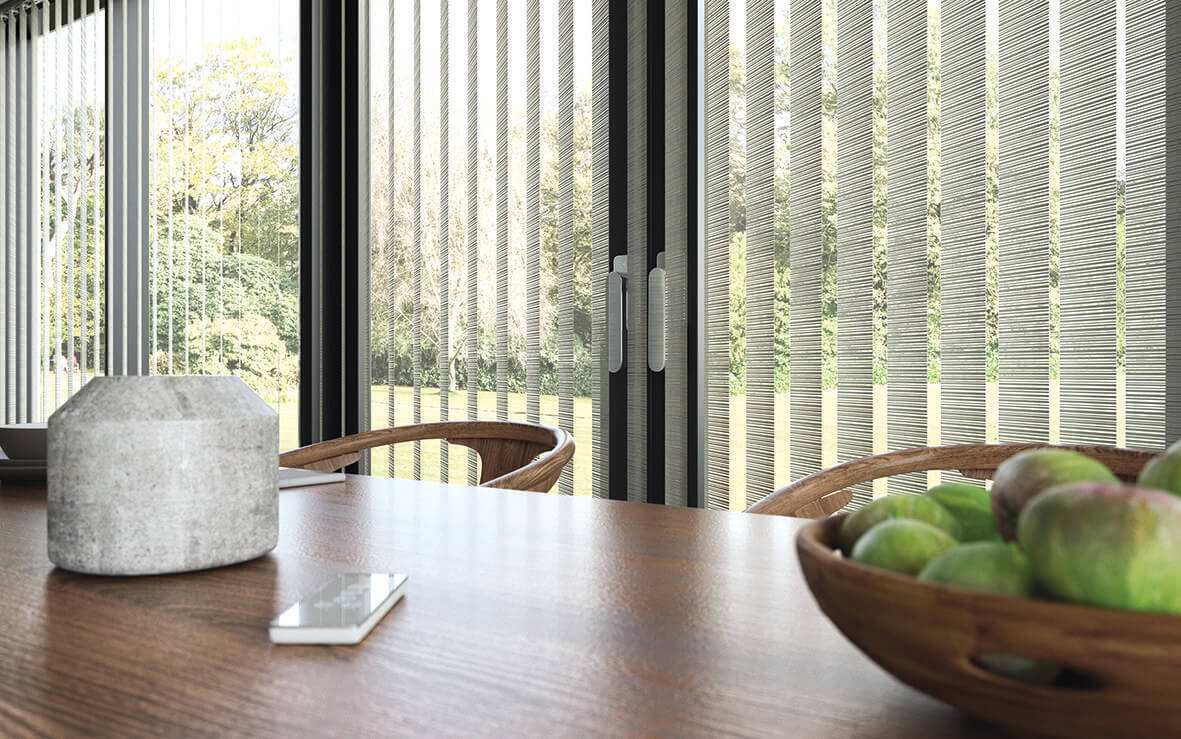 Electic Vertical Blinds