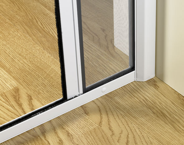 Roller Fly Screens for Single Doors