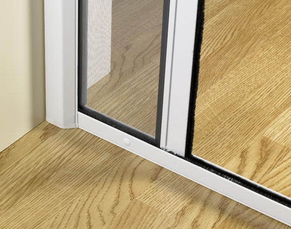Roller fly screens for windows doors for Roller screens for french doors