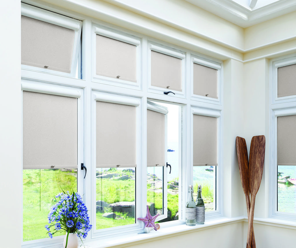 Perfect Fit Roller Blinds Patio French Door Newblinds Co Uk