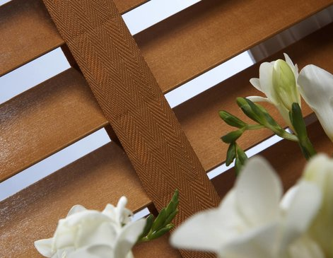 Wooden Blinds Express 63mm