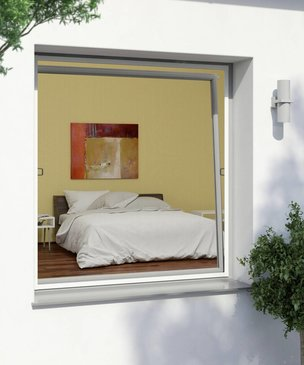 Framed Window Screens