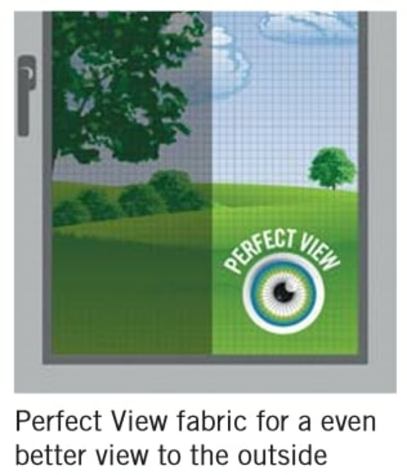 Sliding Fly Screen Door | White | Expert