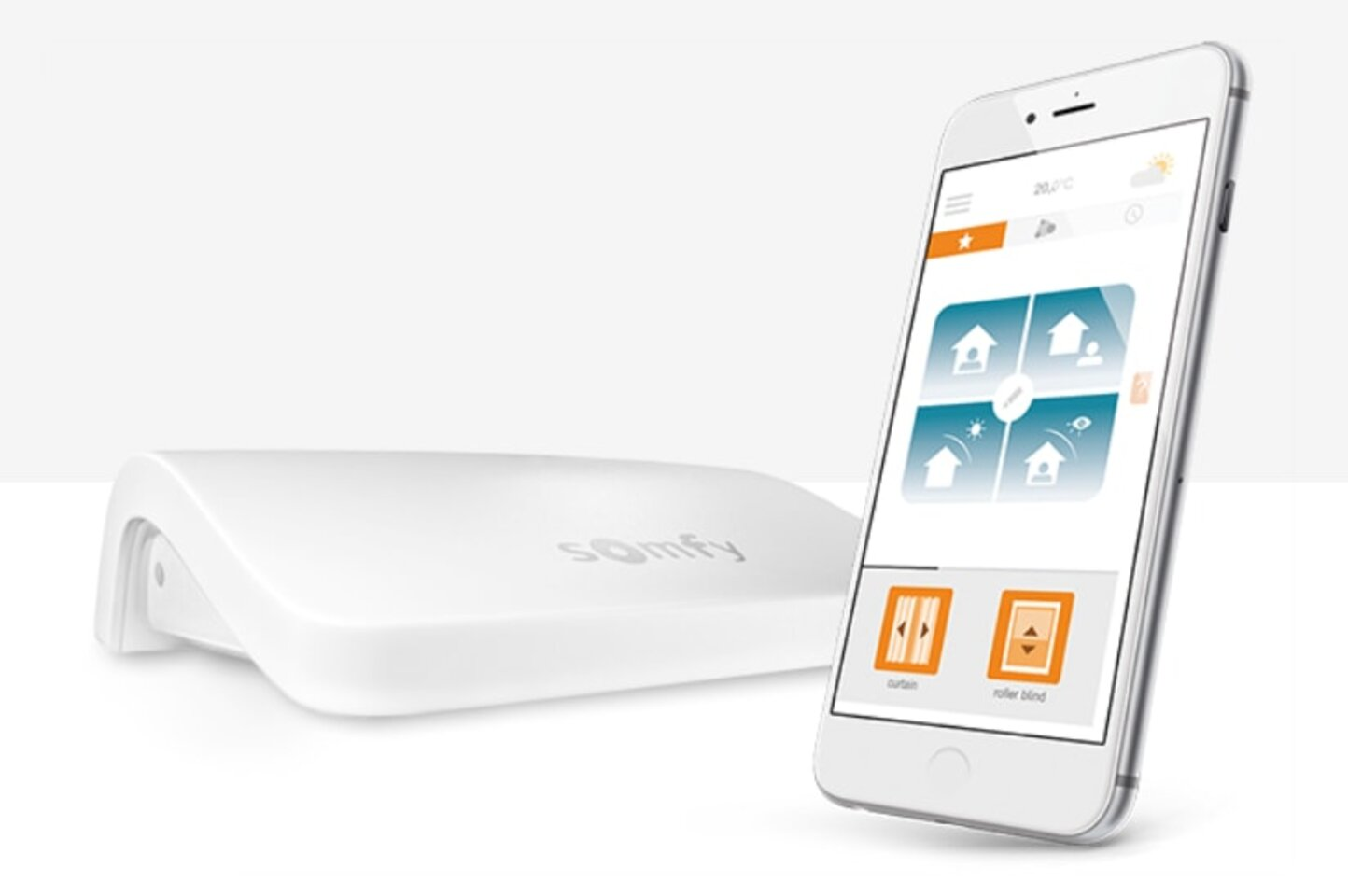 Somfy Connexoon - Mobile App Control