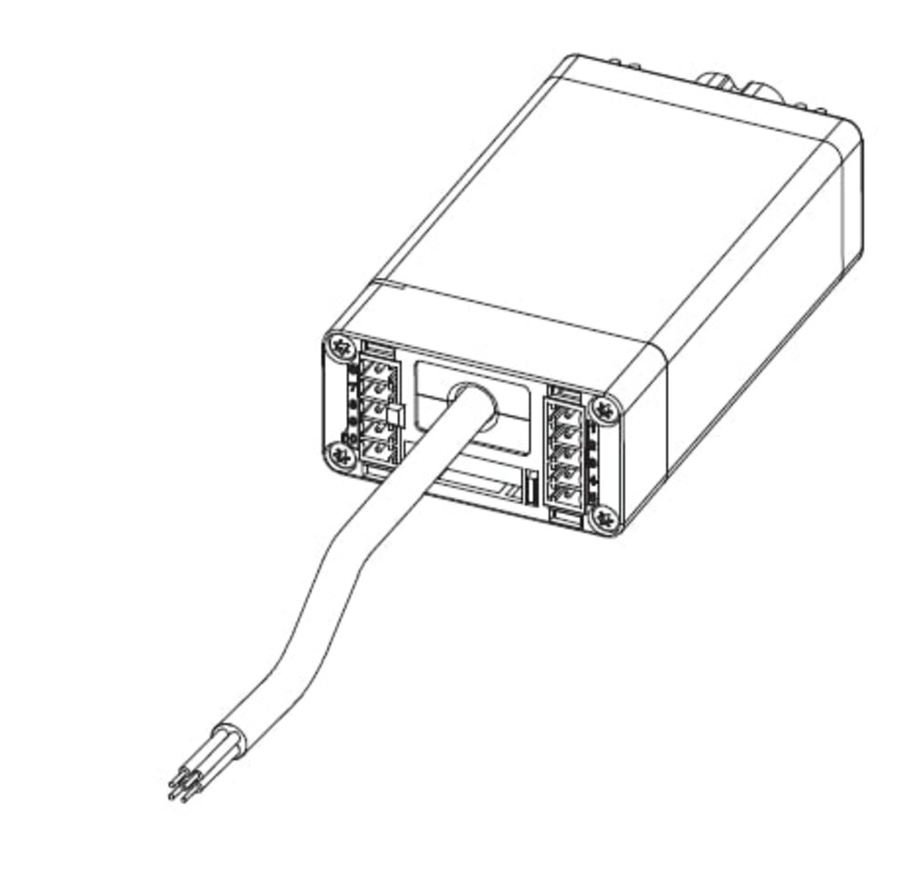 230vac relay module for electric vertical blinds