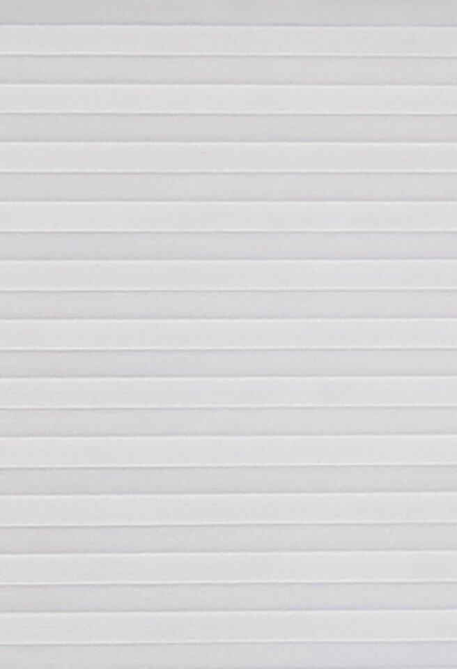 Perfect Fit Pleated Blinds Duoshade Mosaic White