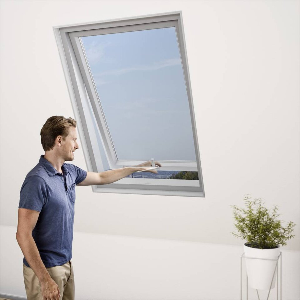 Velcro Mesh Skylight - 150x180cm (Plus)