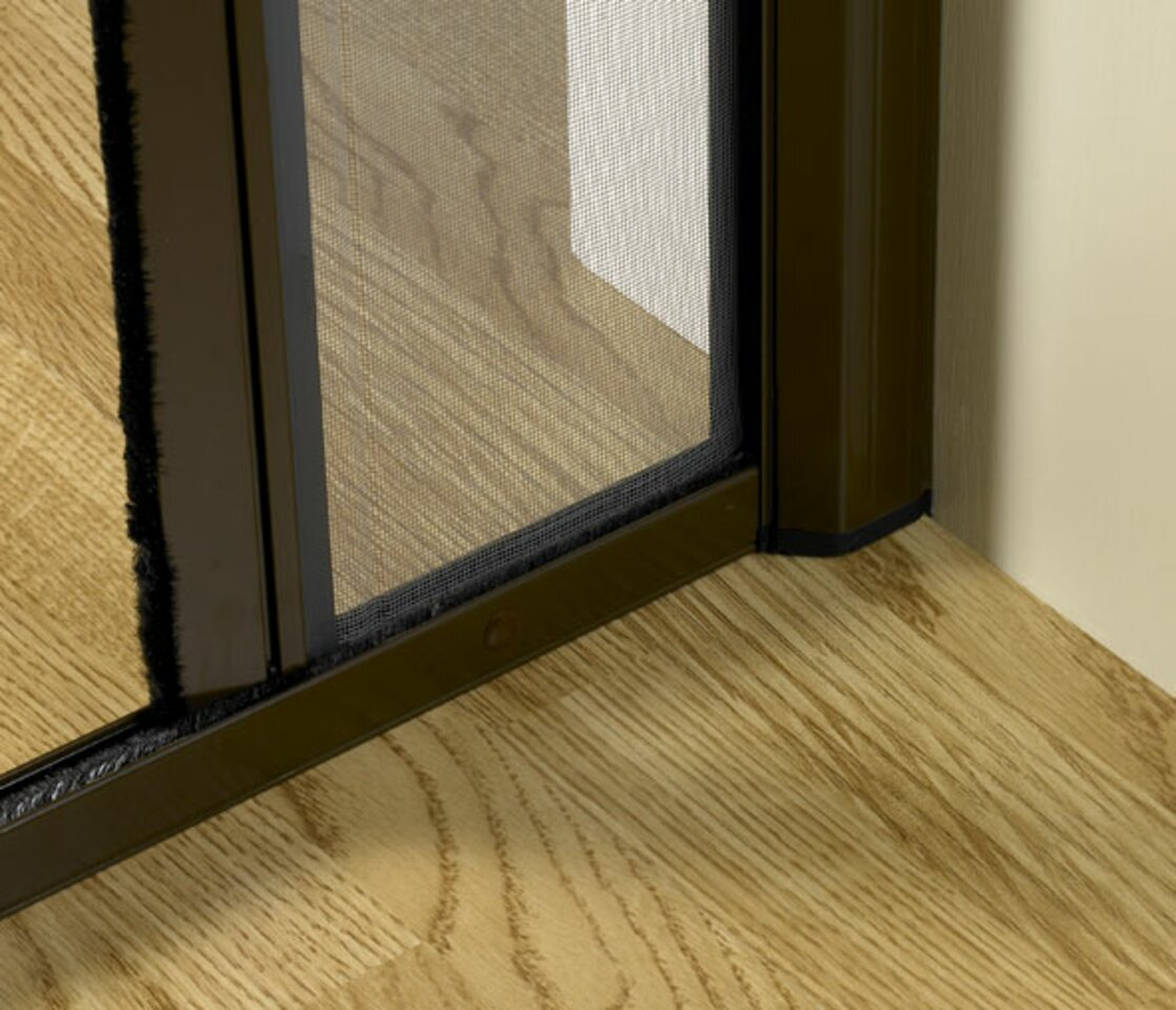 Roller Pollen Screen - Double Door