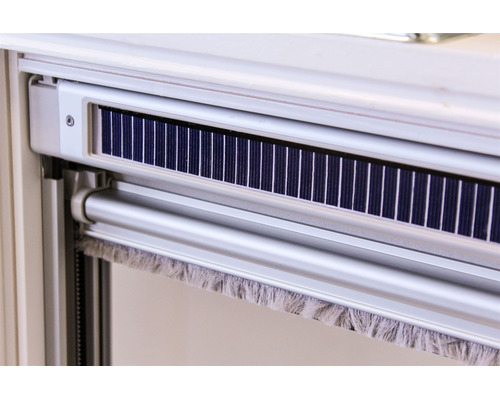 Solar Powered Loft Blinds - Back