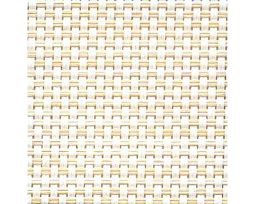 230v Electric Roller Blinds, Wired Operation YURI WHITE-BEIGE 3m