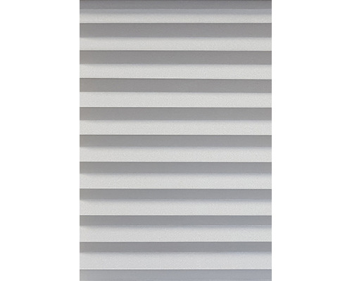 Perfect Fit Pleated Blinds Reflex Metallic Silver