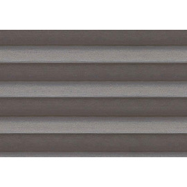 Intu Pleated Blinds SHOT SILK ESP PLT 20 PORTOBELLO