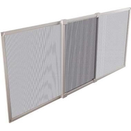 Extendable Fly Screen for Sash Windows and Ro