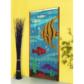 Fish Chain Fly Screen | 90x210cm