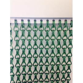 Green Chain Fly Screen | 90x210cm