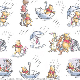 WINNIE THE POOH AND FRIENDS RB