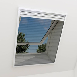 2-in-1 Pleated Blind & Flyscreen for VELUX Wi